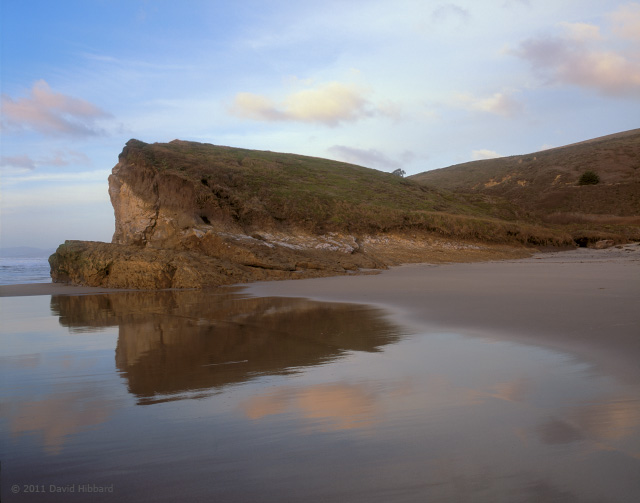 Winter Beach 4 - © 2011 David Hibbard